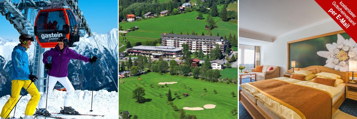 Wellness kurzurlaub skiurlaub im salzburger land im 4 for Design hotels skiurlaub